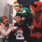 Video Santa Babes Vocal Harmony Trio Buckinghamshire