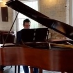 Video Kevin Peters Pianist Derbyshire