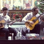 Video Nylon and Steel Instrumental Acoustic Guitar Duo Leeds, West Yorkshire