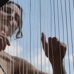 Video Cecile Harpist  London