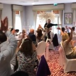 Video Super Singing Waiters  West Yorkshire