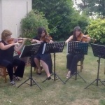 Video St Swithuns Strings  Bedfordshire