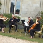 Video Worcester String Quartet String Quartet Greater Manchester