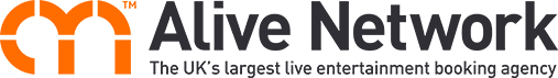 Alive Network - The UK's largest live entertainment booking agency
